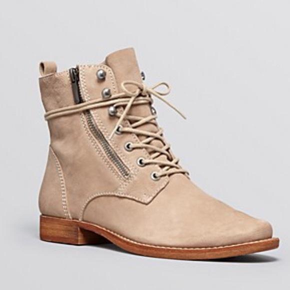 1ff980a4b2b46 Sam Edelman Shoes - Sam Edelman Leather Lace Up Boots Mackay